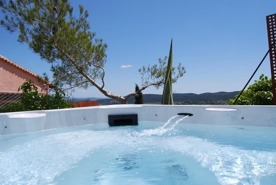 Torrelles de Foix, Spania: Relax total - jacuzzi
